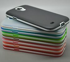 Ultra-Thin Soft Translucent Rubber Bumper Case Cover For Samsung Galaxy Various