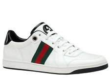GUCCI SCARPE UOMO SNEAKERS NEW PRAGA PRINT LUXURY SHOES #283115
