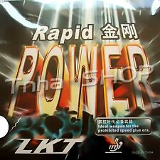 LKT Rapid-POWER Pips-In Table Tennis pingpong Rubber