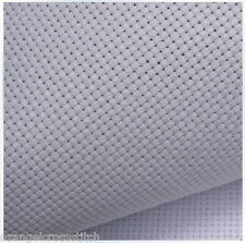 100% Cotton 11CT 14CT Cross Stitch Aida Fabric --  White 1.5m*1m
