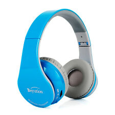 Stereo Wireless Foldable Bluetooth Headphones for Cell Phones Laptop Tablet PC