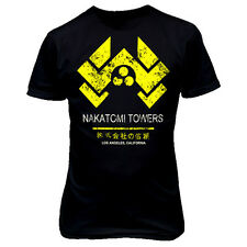 9153 NAKATOMI TORRI T-SHIRT Die Hard Bruce Willis MOVIE Torre Plaza