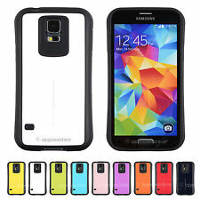 For Samsung Galaxy S5 French Bumper Case Anti Shock Dual layer Cover