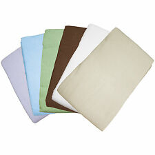 Body Linens Flannel Flat Massage Table Sheets 10pk