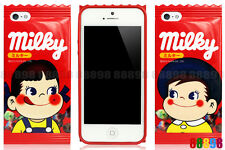 Japan Peko Milky Candy Package Kawaii Lovely 3D Soft Case For iPhone 5S 5 4S 4