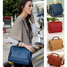 Women Lady Crown Bag Handbag Shoulder Bags Tote Purse Leather Women Hobo Bag