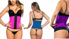 ANN CHERY 2026 Sports Waist Cincher Latex Girdle Workout Band Faja Cinturilla