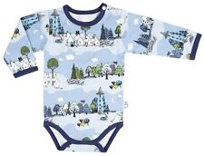 Moomin Cut Baby Boy / Girl Romper Bodysuit, Jumpsuit, Multicolour, Age:15-21M