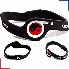 Ionic Balance Signature Ltd Edition Power Tourmaline Negative Ion Band Wristband