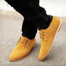 3 Colors New Men's Fashion Shoes Lace Up Casual Sneakers XMR120