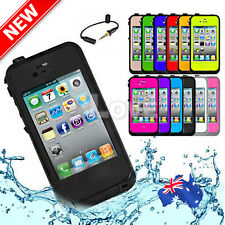 A Waterproof Snowproof Shockproof Case Cover For Apple iPhone 4S 4