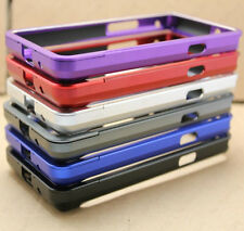 METAL ALUMINUM BUMPER CASE COVER FOR SAMSUNG GALAXY S2 SII i9100 HARD ALLOY NEW