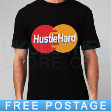 HUSTLE HARD MMMP YMCMB DRAKE KINGS TRAPSTAR OBEY WASTED YOUTH COMME RAP  T SHIRT