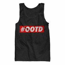#OOTD - Outfit Of The Day Tank Top Funny Hipster - Paris - New York - XO