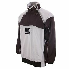 *SALE KooGa Mens Competition 2 Waterproof Rugby Jacket Size XL & XXL - Black