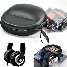 Hard Case Box & Bag Pouch Groups For Sony MDR XB300 XB500 XB700 BASS Headphones