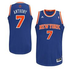 Carmelo Anthony # 7 New York Knicks Adidas Swingman Stitched Youth NBA Jersey