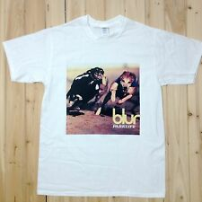 Blur Parklife Rock Music Band Tee T-Shirts Unisex Mens Womens 100% Cotton BL001