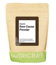 Organic CACAO / COCOA powder (raw) - Peruvian Criollo - Choose Quantity!