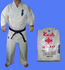ISAMI - JAPAN KYOKUSHIN KARATE UNIFORM, KYOKUSHINKAI KARATE ANZUG