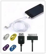 TIUS Lot 10X Or 5X 3ft USB Data Charger Cable Cord For iPhone 4S 4 3GS 3G iPod