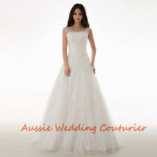 Custom Made Debutante Dress Formal Gown Bridal Wedding Deb Avail in all Colours