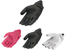 *Fast Shipping* Womens Icon Pursuit Motorcycle Gloves