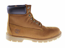 Timberland 6 Inch Basic Men's Waterproof Hiking Field Boots Rust 19076