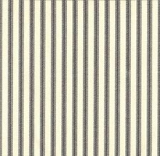 """2 Tab Top 84"""" Curtain Panels Ticking Stripe Brindle Gray 200"""" wide Patio"""