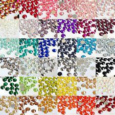 3mm ss12 Colors Resin Rhinestone Flatback Scrapbooking Nail Art Craft no Crystal