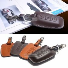 Promotion Natural leather Key Case Holder For HYUNDAI 2009-2012 Genesis Coupe