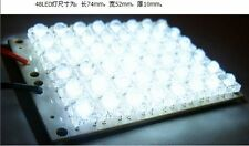 Super Bright DC 12V Light 24/48/72/96 LED Piranha LED Panel Board Lamp lighting