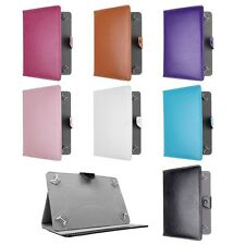 """Leather Case Cover For Universal Android Tablet PAD 7"""" 8"""" 9"""" 10"""" 10.1"""" 8.9"""" inch"""