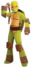 Teenage Mutant Ninja Turtles Michelangelo Deluxe Child Costume HALLOWEEN TMNT