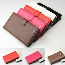 Hot Side Flip PU Leather Wallet Protective Case For Sony Xperia ZL L35H