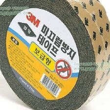 3M Safety-Walk Anti Non Skid Slip Reisitant Tapes Roll Brand New Black 50mm*15M