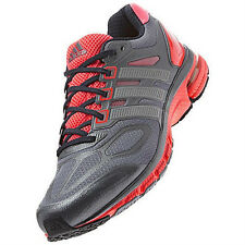 Mens Adidas Supernova Sequence 6 Running Sneakers New, Gray Infrared Q21470