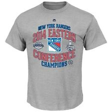 New York Rangers Youth 2014 Eastern Conference Champions Official Locker Room T