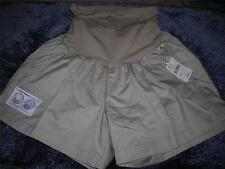 "Oh Baby Motherhood ""Secret Fit Belly"" Cotton Maternity Shorts~Dif. Sizes~$40~NWT"