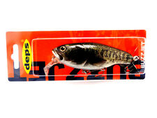 DEPS BUZZJET 96 WAKE BAIT CRANKBAIT BASS FISHING LURE MADE IN JAPAN SELECT COLOR