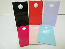 24x Plain Lolly Candy BAGS box  Party Favours Loot Lolly Party Bag  Candy Buffet