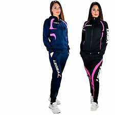 TUTA SPORTIVA DONNA LEGEA TRAINING SPORT ALLENAMENTO GINNASTICA CALCIO FASHION