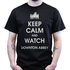 Keep Calm and Watch Downton Abbey Season 2 3 4 T-shirt