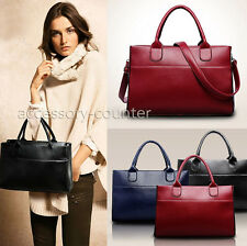 Brand New 2014 Fashion Leather Lady Women's Handbags Shoulder Bag 6 Colors
