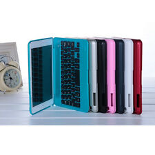 New Wireless Bluetooth Keyboard with Stand Hard Case Cover for iPad Mini /Mini 2