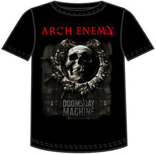 ARCH ENEMY DOOMSDAY MACHINE SHIRT  VARIOUS SIZES 100% OFFICIAL MERCH