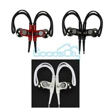 Stereo Sport Hook In-Ear Earphone Earbud Headset For Cell Phone MP3 4 Player USA