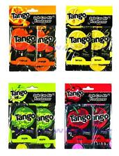 Tango Card Air Freshener 2 Per Pack Car Home Choose Lemon Apple Cherry Orange