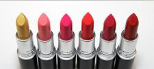 MAC Playland Lipsticks Collection Limited Edition2014 Authentic Choose Item @