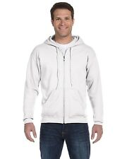 Anvil 7.2 oz Ringspun Full-Zip Hooded Sweatshirt #71600